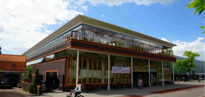 Afbeelding van de bibliotheek in IJsselstein